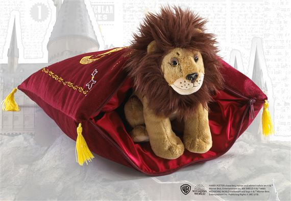 Gryffindor House Mascot Plush At Noblecollection Com