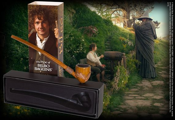 Bilbo S Pipe At Noblecollection Com