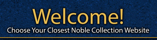Welcome - Choose your closest Noble Collection website