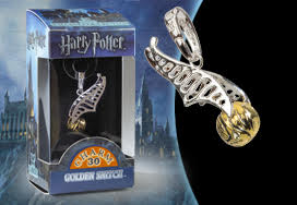 Lumos HP Charm # 30 - Golden Snitch