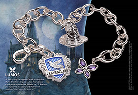Lumos Ravenclaw Charm Bracelet