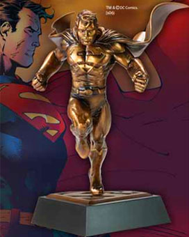 Superman™ Bronze Sculpt