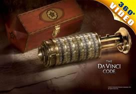 The DaVinci Code Cryptex