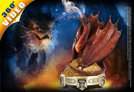 Smaug Incense Burner