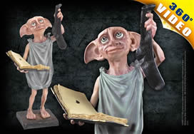 Dobby Sculpture
