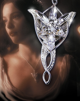 The Evenstar Pendant of Arwen