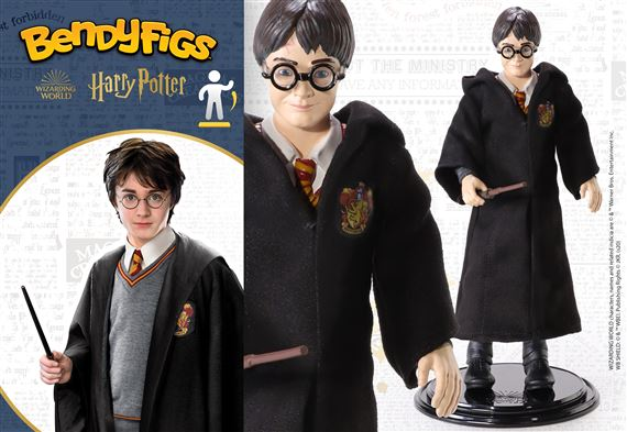 Harry Potter Bendyfig