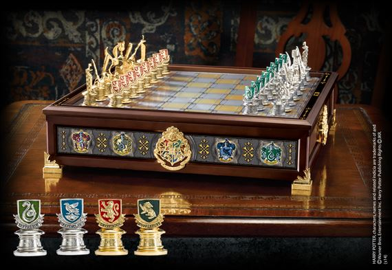 Quidditch Chess Set