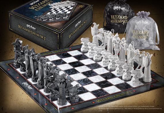 Wizard's Chess Set