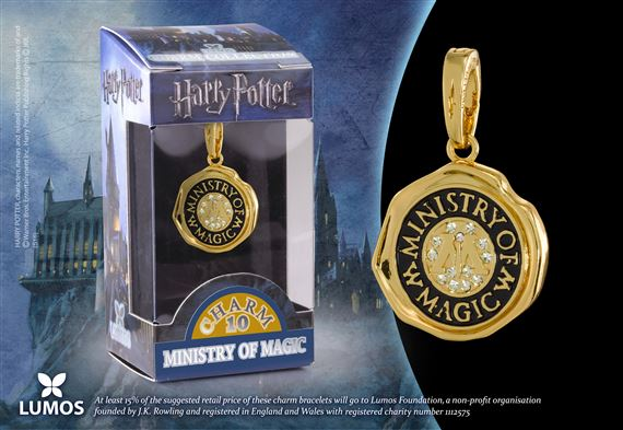 Lumos HP Charm # 10 - Ministry of Magic