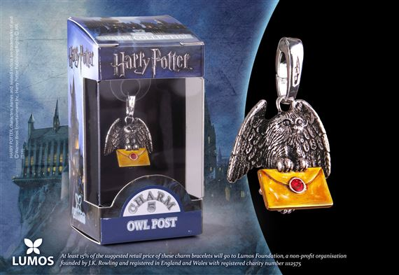 Lumos HP Charm # 5 - Owl Post