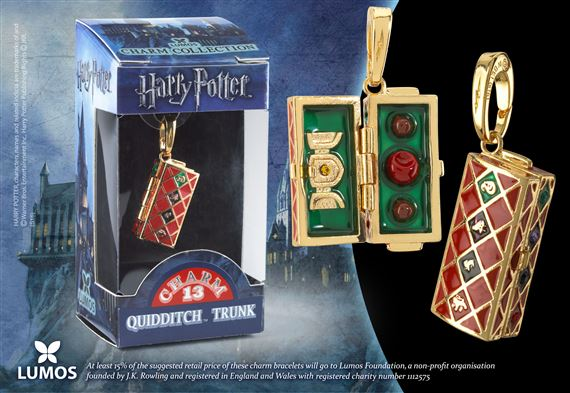 Lumos HP Charm # 13 - Quidditch Trunk