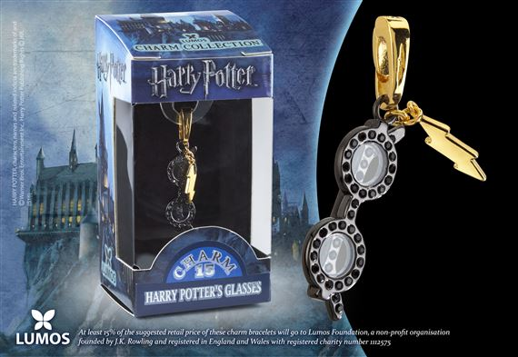 Lumos HP Charm # 15 - Harry Potter's Glasses
