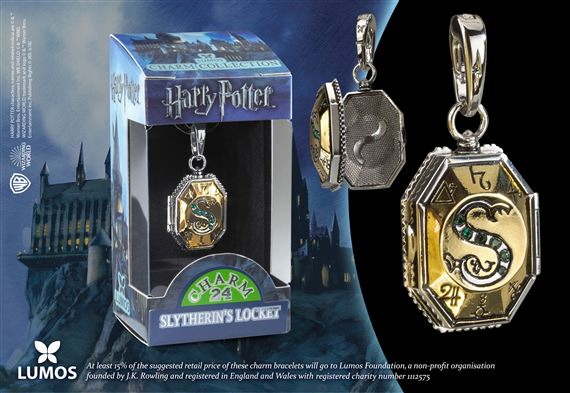 Lumos HP Charm # 24 - Slytherin's Locket