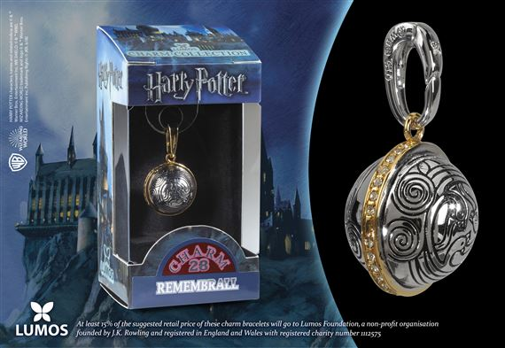 Lumos HP Charm # 28 - Remembrall