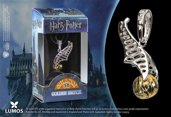 Lumos HP Charm # 30 - GOLDEN SNITCH™