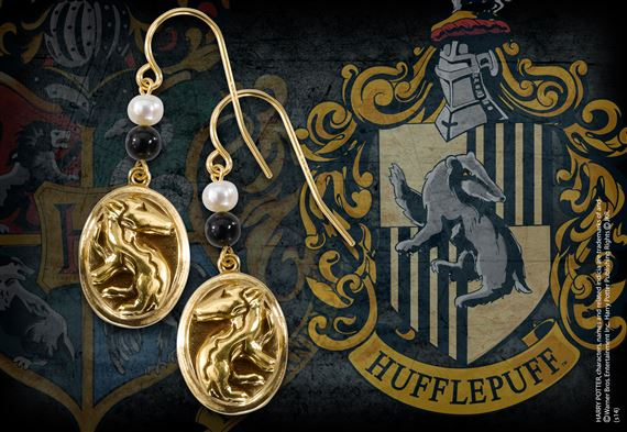 Hufflepuff Earrings