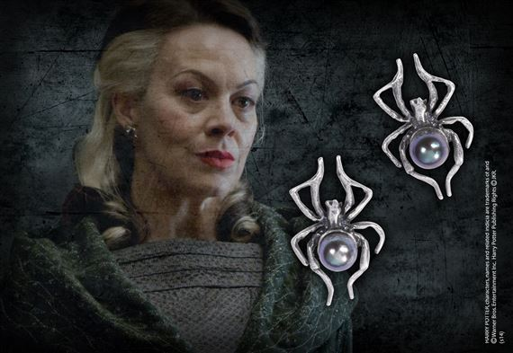 Narcissa Malfoy Spider Earrings