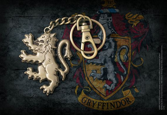 Gryffindor Key Chain