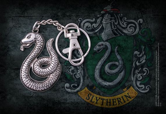 Slytherin Key Chain