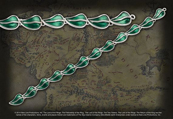 The Fellowship Link Enamel Necklace
