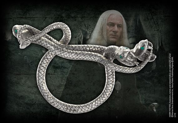 Malfoy Three Snake Ring
