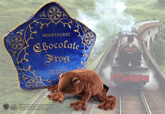 Chocolate Frog Collector Plush