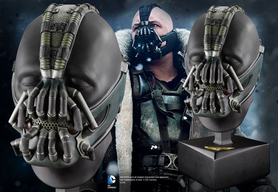 BANE Mask : bane costume accessories  - Germanpascual.Com