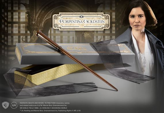Wand of Porpentina Goldstein in Collector's Box