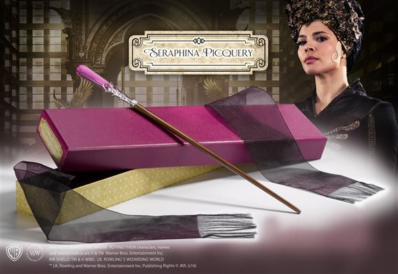 Wand of Seraphina Picquery in Collector's Box