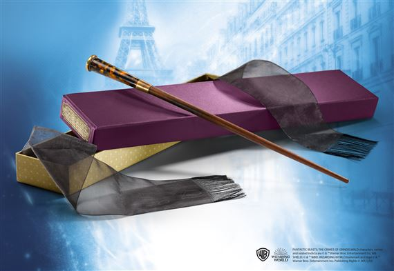 Theseus Scamander™ Wand and Collector Box