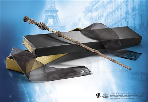 Gellert Grindelwald™ Wand and Collector Box