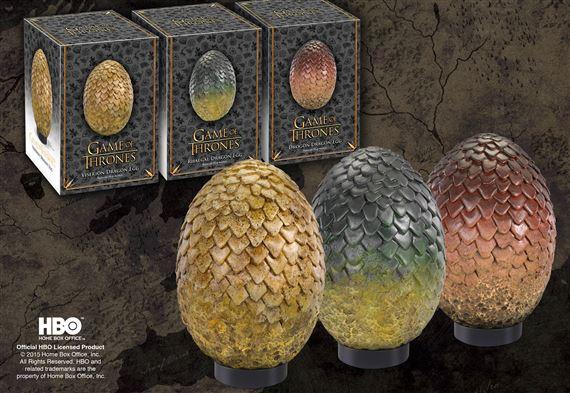 Dragon Egg Set At Noblecollection Com