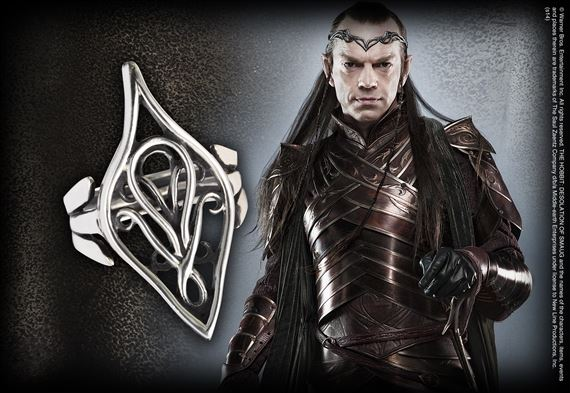 Elrond Silver Ring