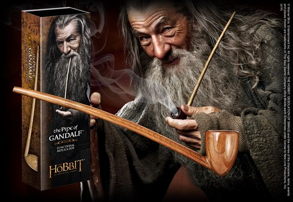 Gandalf S Pipe At Noblecollection Com
