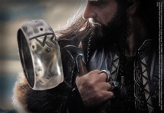 Thorin Silver Ring