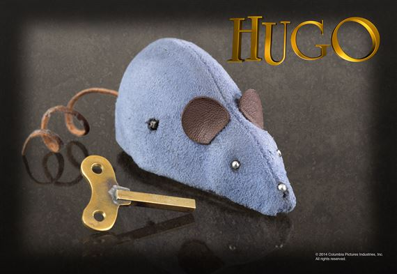 HUGO Windup Mouse
