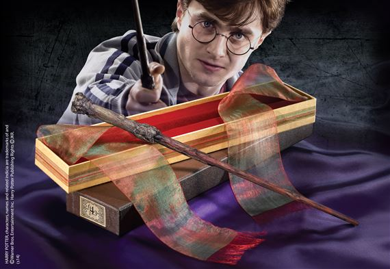 Harry Potter Wand with Ollivanders Wand Box