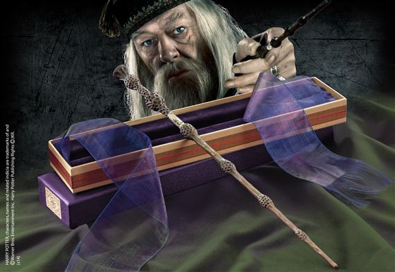 Dumbledore wand at for Harry potter grindelwald wand