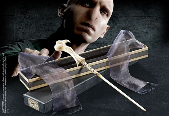 Lord Voldemort Wand with Ollivanders Wand Box