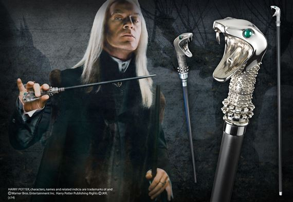 Lucius Malfoys Wand Lucius Malfoy Walking Stick