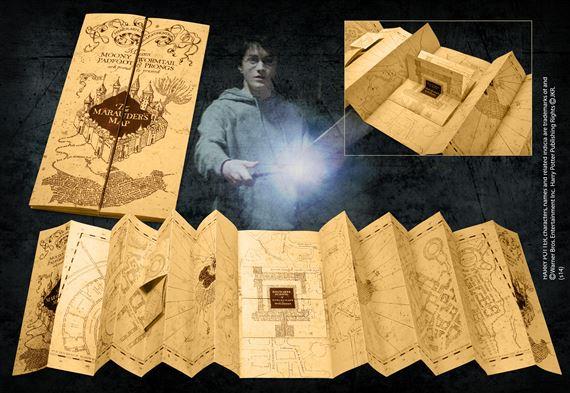 ผลการค้นหารูปภาพสำหรับ the marauder's map