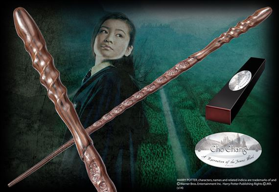 Cho chang wand at for Harry potter grindelwald wand