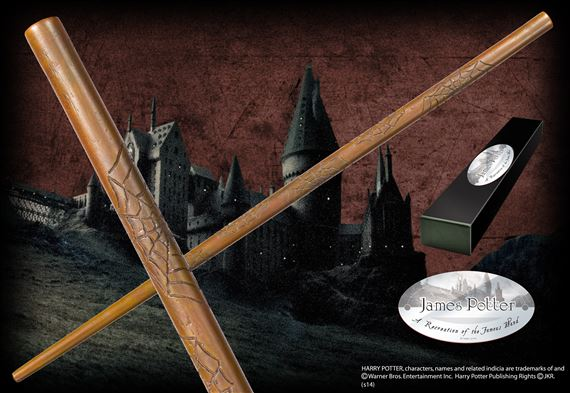 James Potter Wand