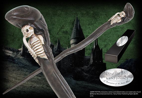 Death Eater Wand (Snake)