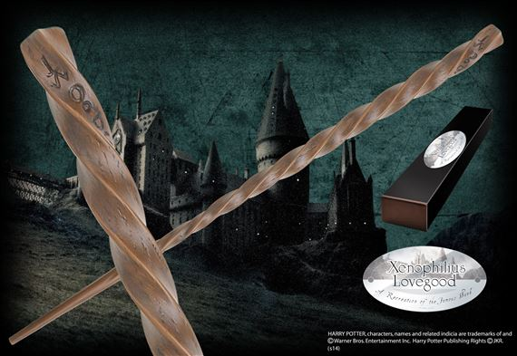 Xenophilius lovegood wand at for Gregorovitch wands