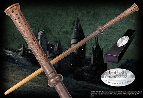 Professor Sprout Wand