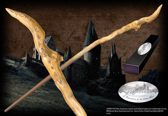 Gregorovitch wand at for Gregorovitch wands