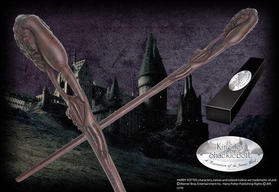 Harry Potter Wand Kingsley Shacklebolt