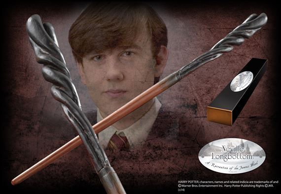 Baguette Viktor Krum Noble Collection Harry Potter